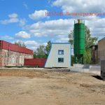 FANGYUAN HZS50B, Завод БКТП, пос. Толмачёво