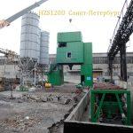 FANGYUAN HZS120D, Завод железобетонных конструкций и деталей, Санкт-Петербург