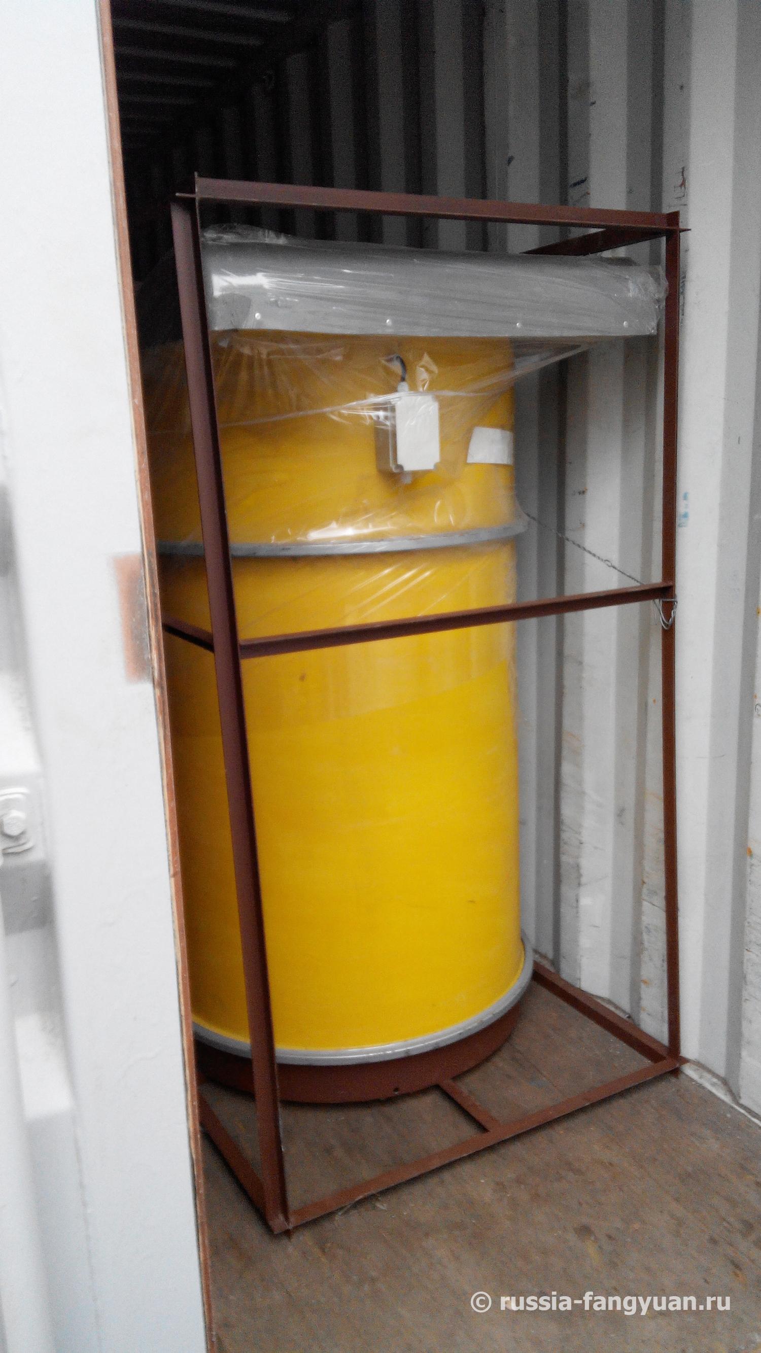 Пылеуловитель цементного силоса (CHQ24)