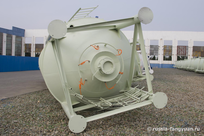Задвижка цементного силоса SC100