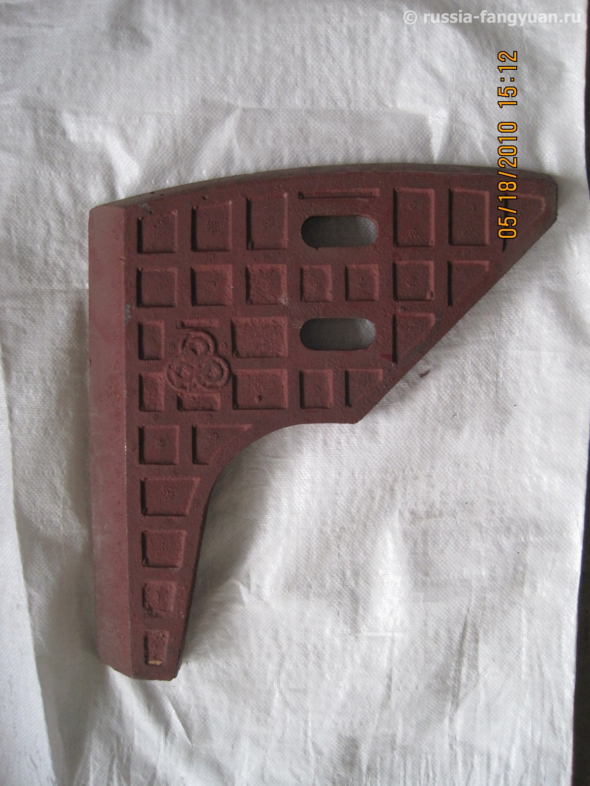Смесительная лопатка боковая JS1000.5-02
