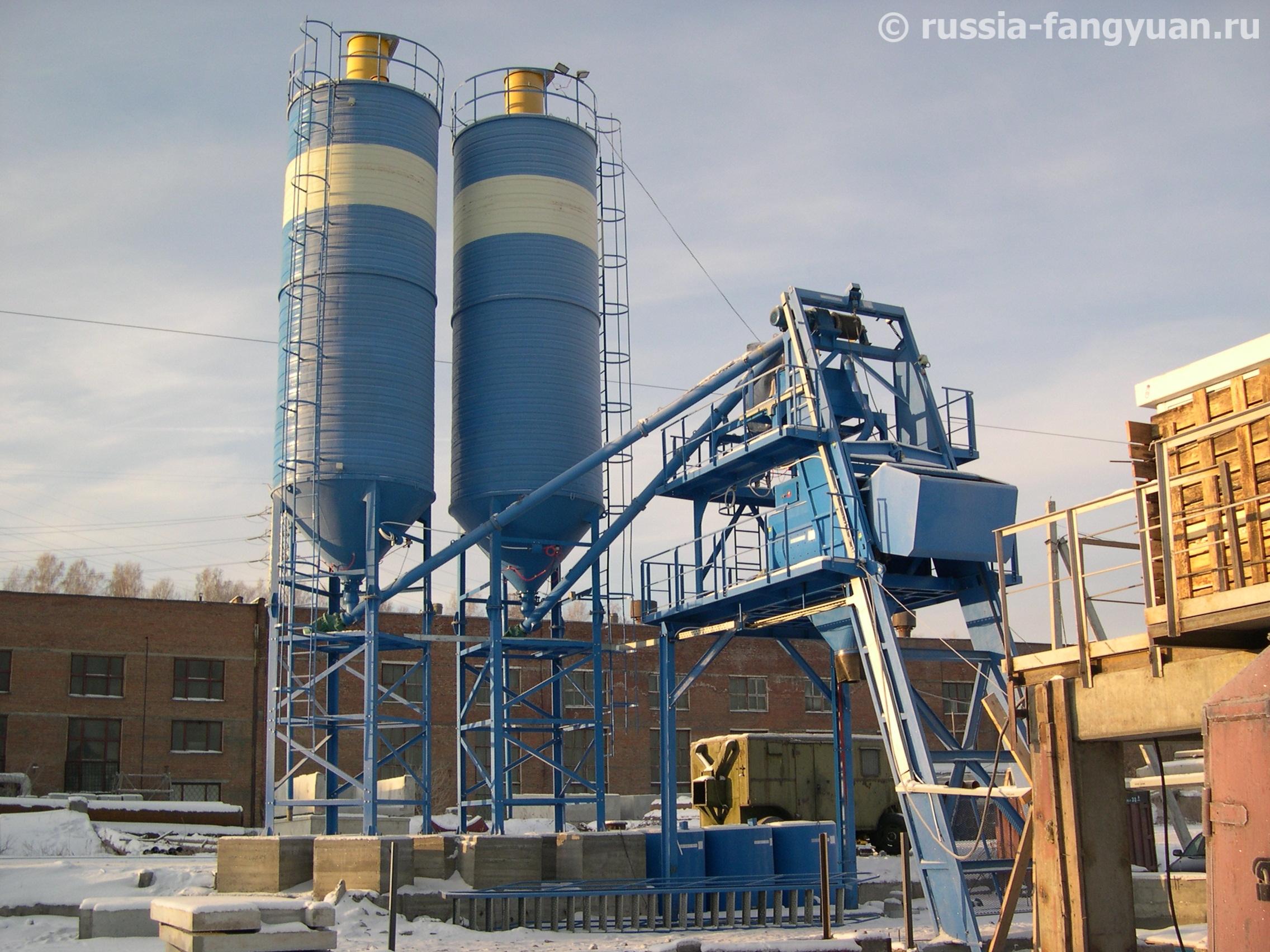 HZS50B, Тайшет, ООО СтройСнаб