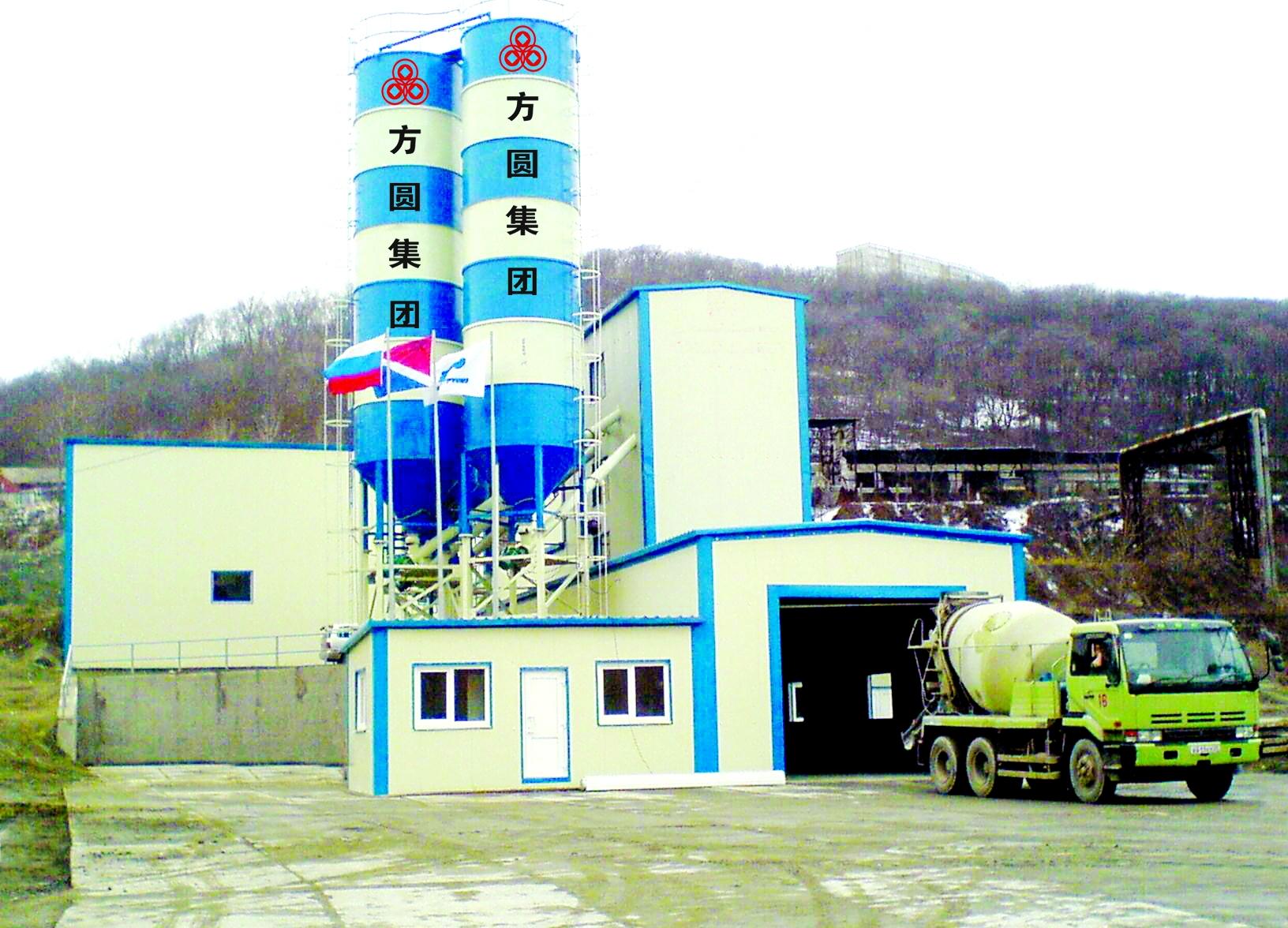 HZS120D, Владивосток, ООО Трилитон