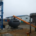HZS120D, Южно-Сахалинск, ООО Востокдорстрой