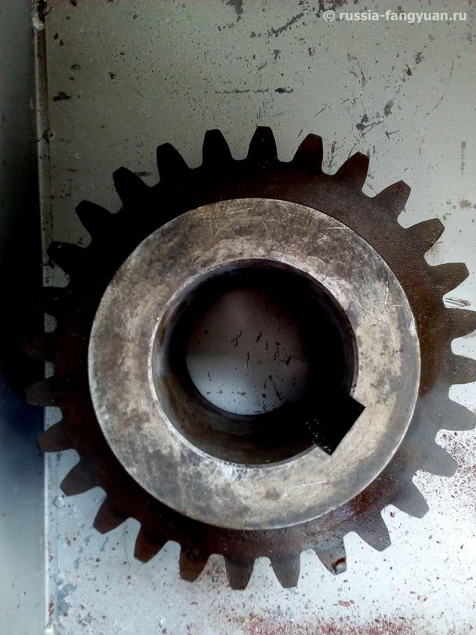 Малая шестерня смесителя JS1000.6-3A