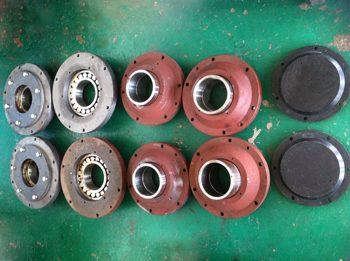 Комплект лабиринтных уплотнений смесителя